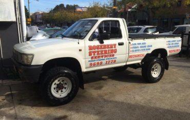 Rosebery Steering Amp Mechanical Repairs Approved Car